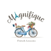 Magnifique French Lessons Logo